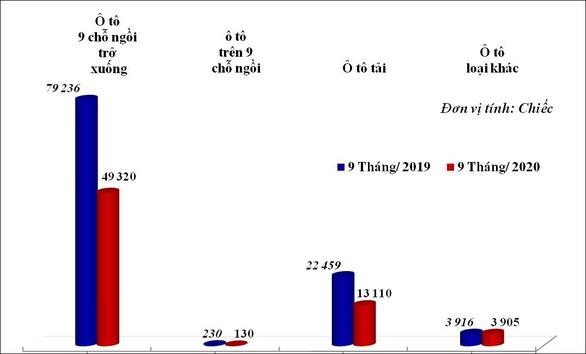Mỗi ngày trung bình 422 chiếc ôtô ngoại nhập về Việt Nam - Ảnh 2.