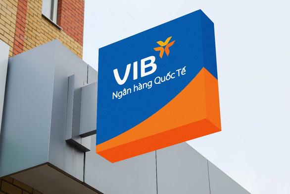 VIB lãi trước thuế 9 tháng đạt 4.025 tỉ đồng, bằng cả năm 2019 - Ảnh 1.
