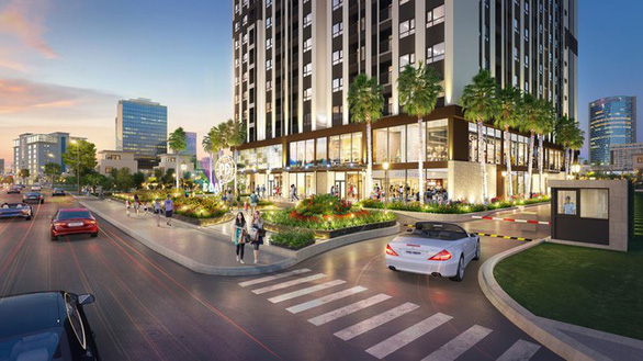 Sức hút của dự án mặt tiền đại lộ Phạm Văn Đồng nối dài - Ảnh 3.