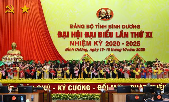 Ông Trần Văn Nam tái đắc cử bí thư Tỉnh ủy Bình Dương - Ảnh 2.