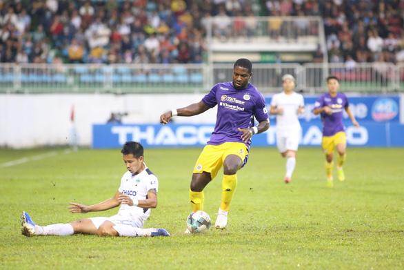 Vòng 2 Giai đoạn 2 V-League 2020: Thất vọng với Hoàng Anh Gia Lai - Ảnh 1.
