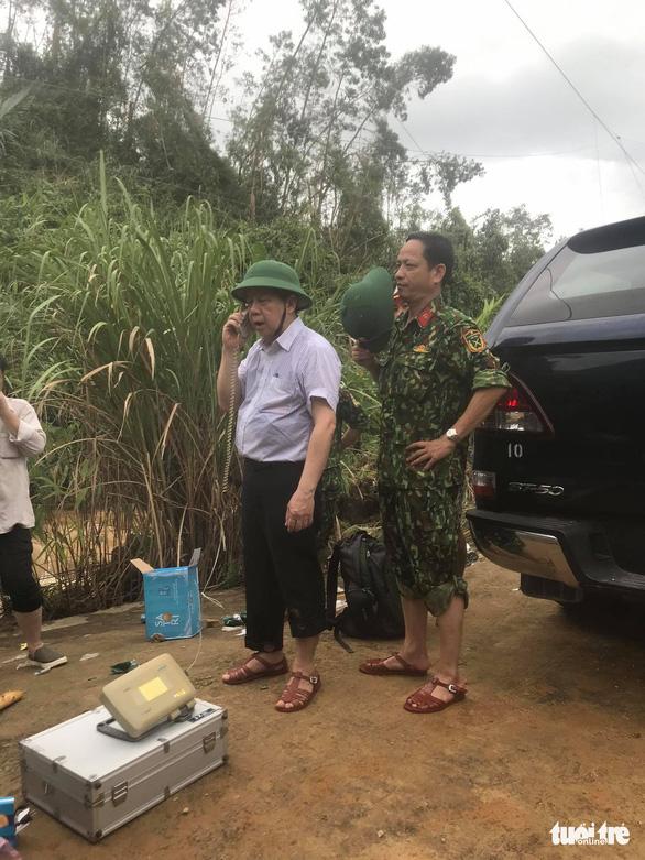 Đây là đau thương vô cùng lớn với gia đình và tỉnh Thừa Thiên Huế - Ảnh 2.
