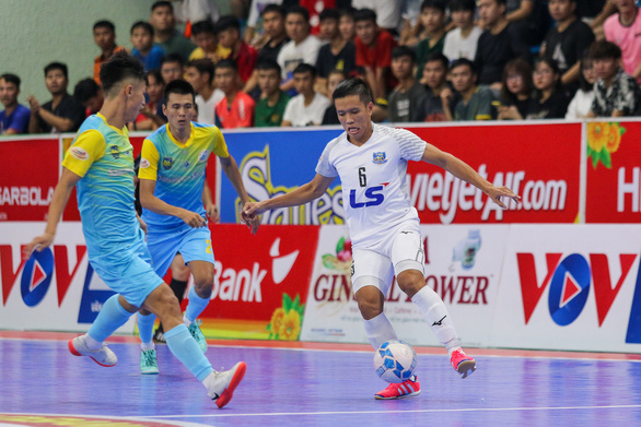 CLB futsal Thái Sơn Nam lần thứ 10 vô địch quốc gia - Ảnh 2.