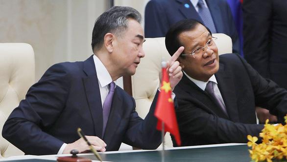 Trung Quốc lo lắng một NATO châu Á - Ảnh 1.