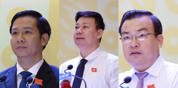 Bí thư Tỉnh ủy Tây Ninh 46 tuổi Nguyễn Thành Tâm tái đắc cử - Ảnh 1.