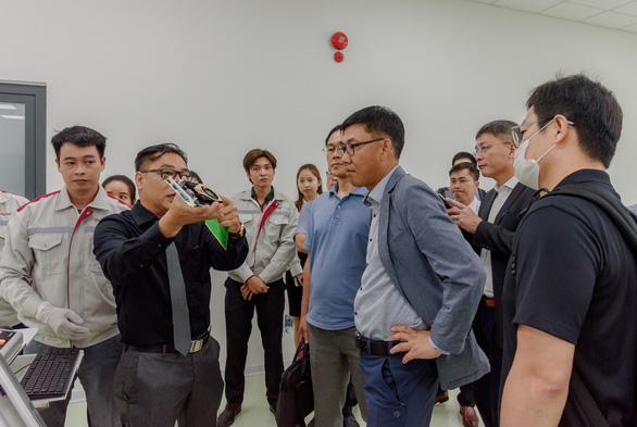LG đầu tư vào Thung lũng Silicon của Việt Nam tại Đà Nẵng - Ảnh 2.