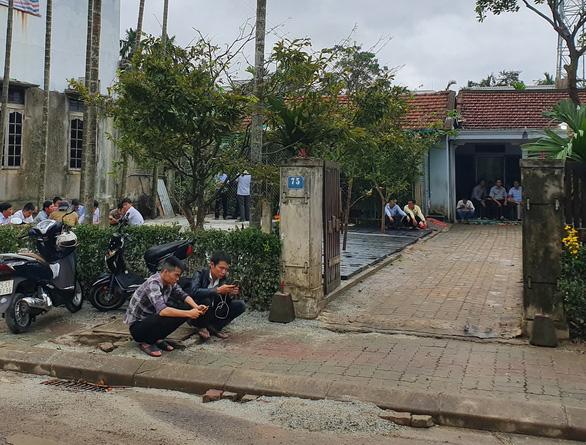 Những lời cuối của chủ tịch huyện Phong Điền trước khi gặp nạn - Ảnh 1.