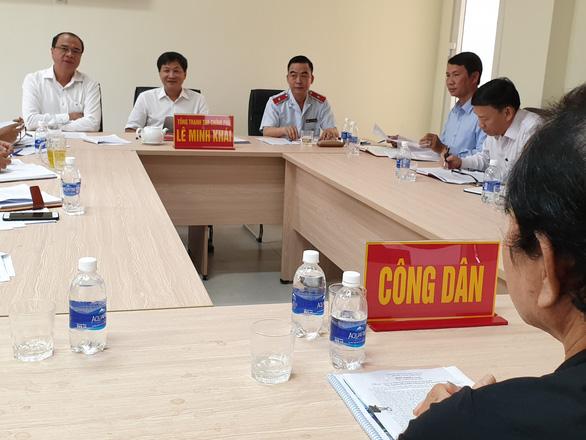 Tổng thanh tra Lê Minh Khái: Phải thực hiện tốt việc tiếp dân hằng ngày - Ảnh 2.