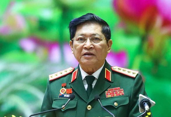 Đại tướng Ngô Xuân Lịch gửi thư chia buồn với gia đình 13 người hi sinh ở trạm 67 - Ảnh 1.