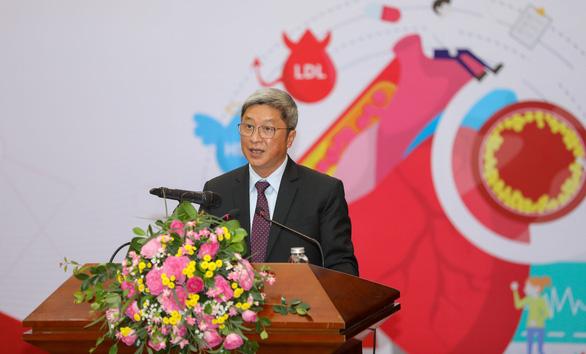 Tử vong do bệnh không lây nhiễm tại Việt Nam cao hơn trung bình thế giới - Ảnh 1.