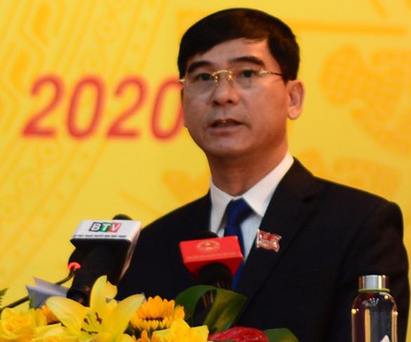 Ông Dương Văn An làm bí thư Tỉnh ủy Bình Thuận - Ảnh 1.