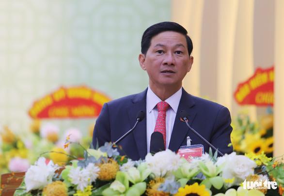 Phó bí thư thường trực được bầu làm bí thư Tỉnh ủy Lâm Đồng - Ảnh 1.