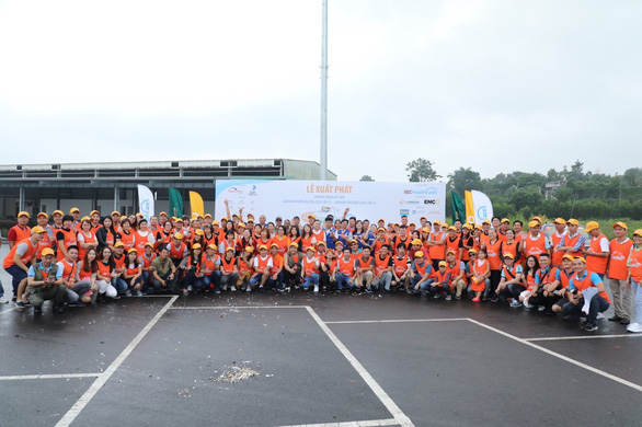 Đoàn Caravan CLB Doanh nhân 2030 đến với huyện Phù Cát, tỉnh Bình Định - Ảnh 2.