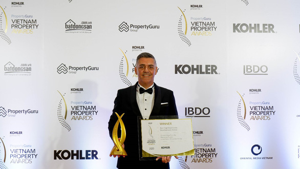 Masterise Homes thắng lớn tại PropertyGuru Vietnam Property Awards 2020 - Ảnh 1.