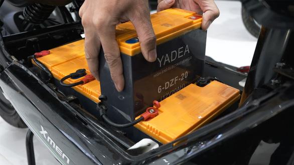 YADEA gửi thông điệp ý nghĩa với chương trình 1 năm cùng YADEA vượt ngàn dặm xanh - Ảnh 4.