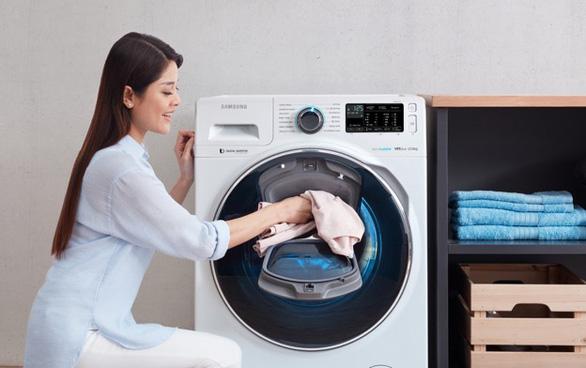 Samsung tiên phong mang spa áo quần về ngôi nhà bạn - Ảnh 5.