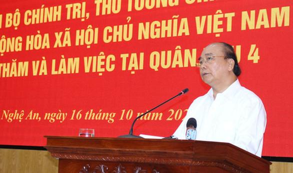 Thủ tướng: 'Đoàn cứu nạn Rào Trăng 3 hi sinh là mất mát to lớn' - Ảnh 1.
