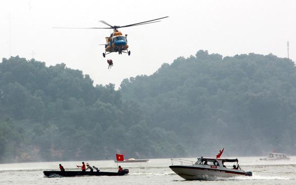 Hùng ra đi không chỉ mất mát với gia đình mà cả ngành cứu hộ, cứu nạn - Ảnh 2.