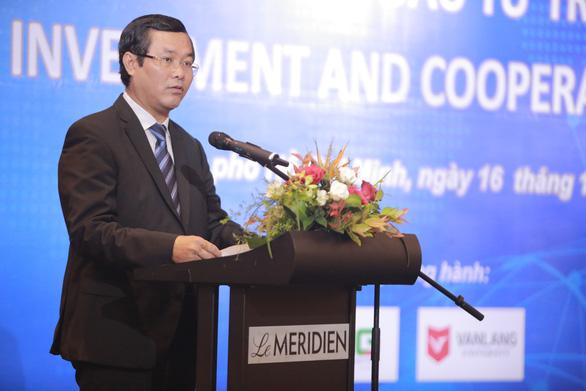 TS Nguyễn Cao Trí đề xuất giải pháp đào tạo trong kỷ nguyên số tại Diễn đàn hợp tác đầu tư giáo dục - Ảnh 2.