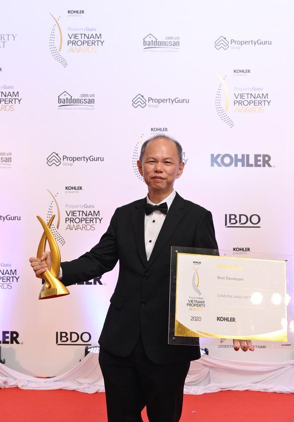 Gamuda Land Việt Nam giành giải thưởng Best Developer tại Vietnam Property Awards 2020 - Ảnh 3.