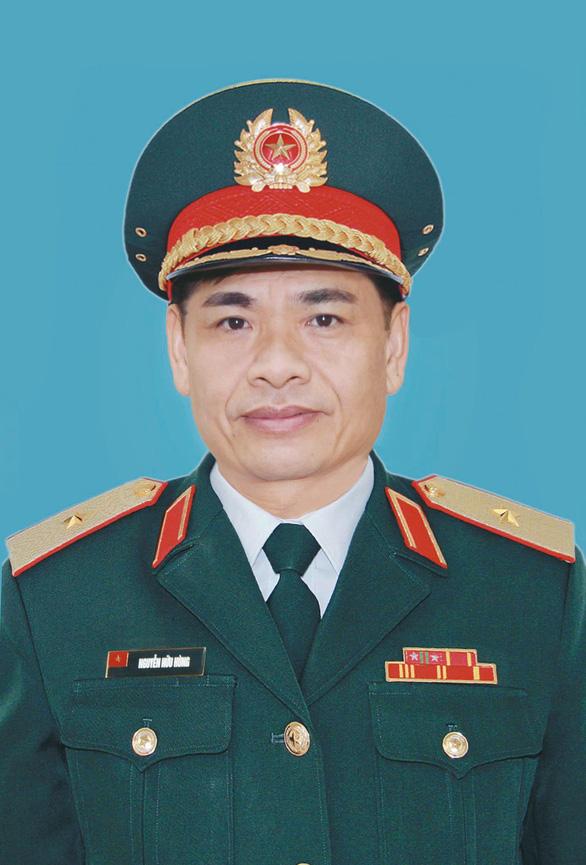 Liệt sĩ Nguyễn Hữu Hùng được Chủ tịch nước truy thăng quân hàm thiếu tướng - Ảnh 1.