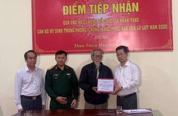 Đà Nẵng ủng hộ 500 triệu đồng cho gia đình 13 liệt sĩ hi sinh tại Trạm 67 - Ảnh 1.