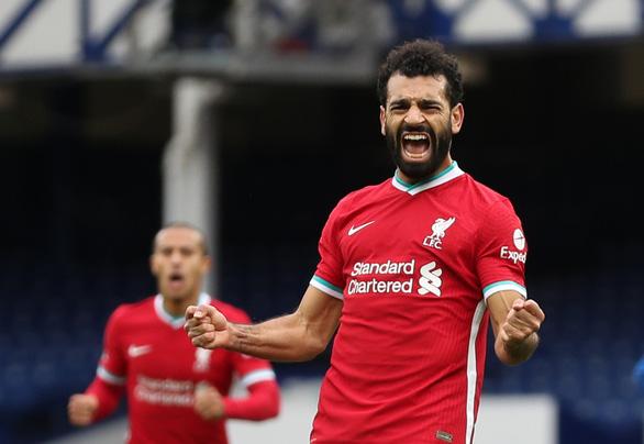 VAR 'nổ' ở phút bù giờ, Liverpool mất chiến thắng trước Everton - Ảnh 3.