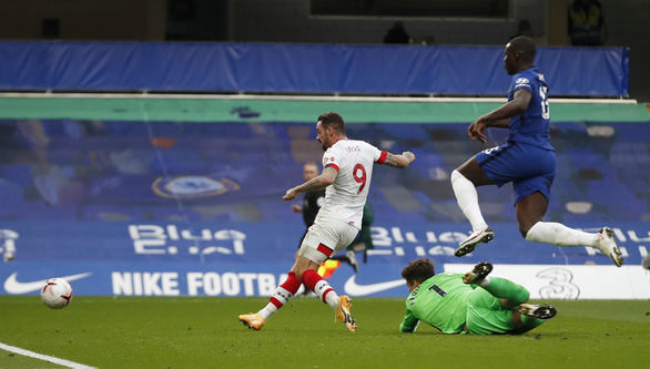 Mắc nhiều sai lầm, Chelsea bị Southampton cầm chân tại Stamford Bridge - Ảnh 2.
