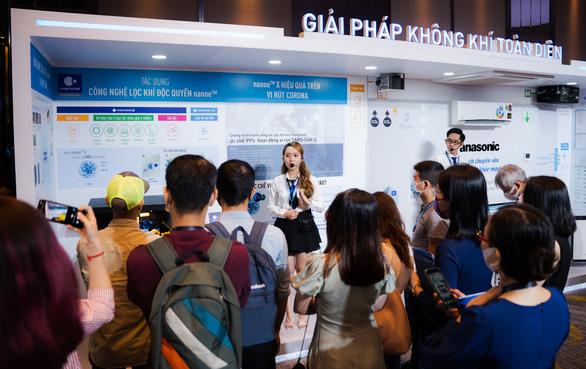 Chuyển nhà máy sang Việt Nam, Panasonic hướng vào mảng chăm sóc sức khỏe - Ảnh 1.