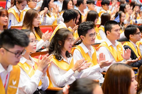 Đại học VinUni khai giảng khoá đầu tiên với 230 sinh viên - Ảnh 1.