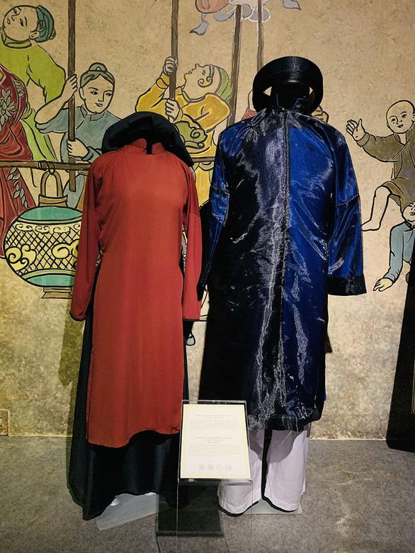 Quảng bá áo dài từ các di sản - Ảnh 1.