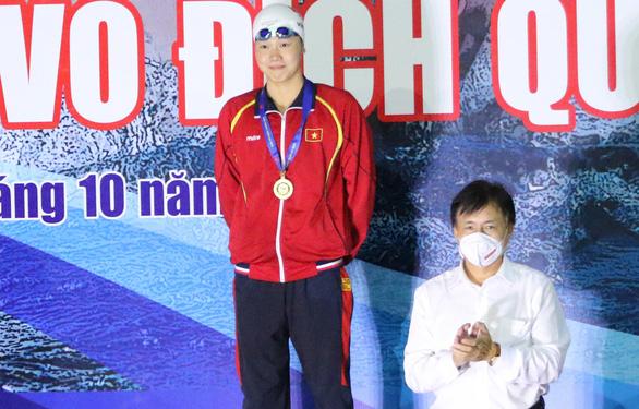 Ánh Viên giành HCV thứ 6 tại giải quốc gia - Ảnh 2.