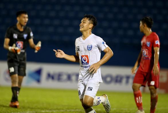 U15 của tiền đạo nhập tịch Huỳnh Kesley thua trận mở màn U15 quốc gia - Ảnh 3.
