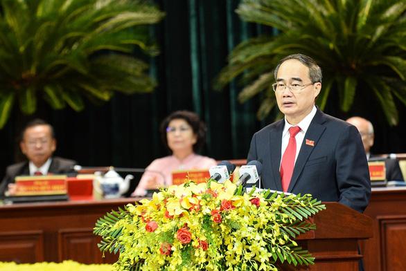 Ông Nguyễn Thiện Nhân sẽ theo dõi, chỉ đạo Đảng bộ TP.HCM đến hết Đại hội XIII của Đảng - Ảnh 1.