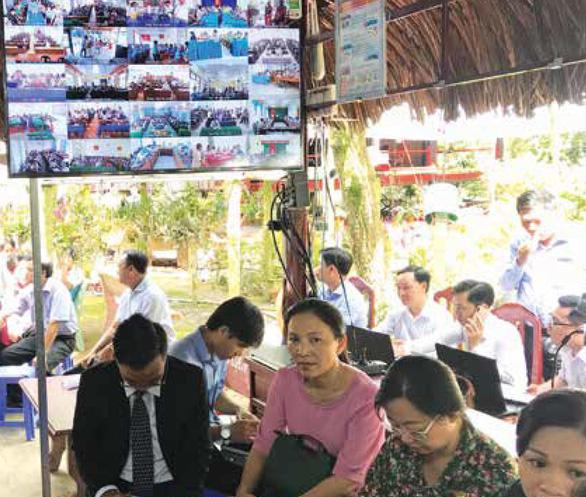 Đồng Tháp hội quán giúp nông dân nghĩ mới làm mới - Ảnh 3.