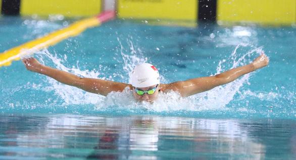 Ánh Viên bất ngờ thất bại 100m bơi bướm  - Ảnh 1.