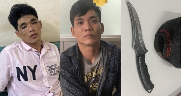 Chặn đường gí dao, bóp cổ phụ nữ rồi cướp xe ở Bình Tân - Ảnh 1.