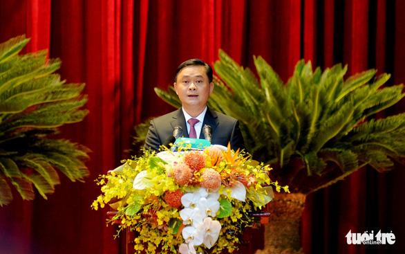 Ông Thái Thanh Quý tái đắc cử bí thư Tỉnh ủy Nghệ An - Ảnh 1.