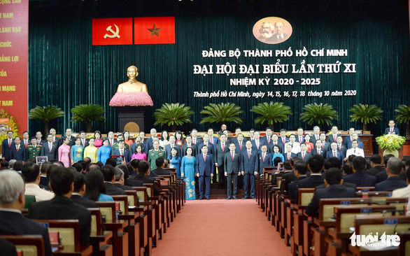Bí thư Thành ủy Nguyễn Văn Nên kêu gọi đồng tâm hiệp lực xây dựng phát triển TP.HCM - Ảnh 3.