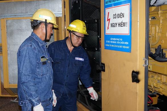 EVNHCMC cấp điện ổn định phục vụ Đại hội Đảng bộ TP.HCM - Ảnh 2.