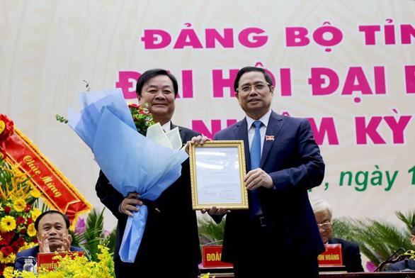 Ông Lê Minh Hoan nhận quyết định tham gia Ban cán sự đảng Bộ NN&PTNT - Ảnh 1.