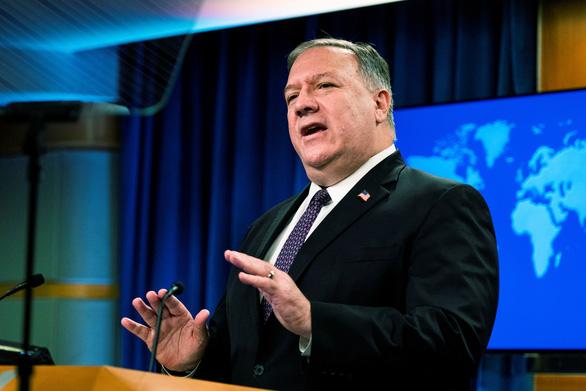 Mỹ dọa trừng phạt bất cứ ai bán vũ khí cho Iran - Ảnh 1.