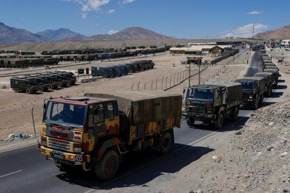 Ấn Độ bắt binh sĩ Trung Quốc lạc qua biên giới - Ảnh 1.