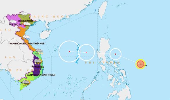 128 người chết và mất tích, miền Trung lại đón áp thấp nhiệt đới có thể mạnh thành bão - Ảnh 1.