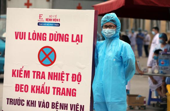 Thêm 6 bệnh nhân COVID-19 mới, Việt Nam có 1.140 ca mắc - Ảnh 1.