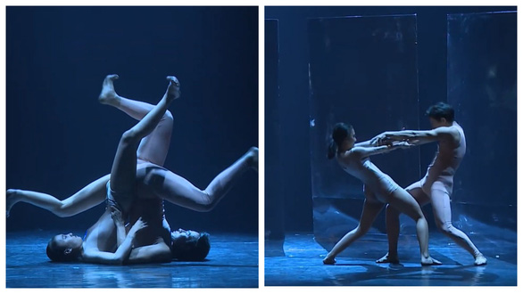 The second prize of the contest Talent performing dance 2020 denounced foreign works - Photo 4.