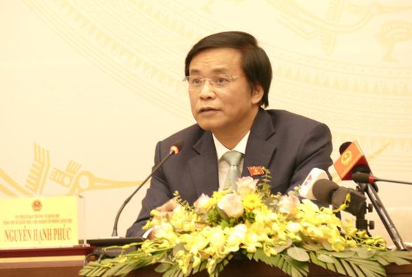 Quốc hội sẽ mặc niệm đại biểu Nguyễn Văn Man và chiến sĩ, đồng bào hi sinh - Ảnh 1.