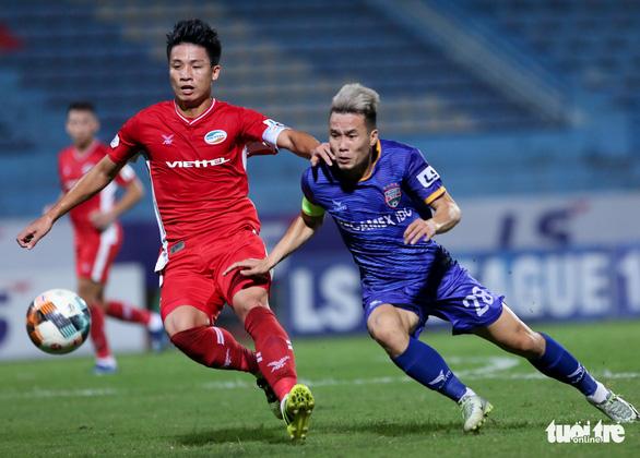 HLV CLB Bình Dương: Viettel, Hà Nội FC có cửa vô địch rộng hơn Sài Gòn FC - Ảnh 1.