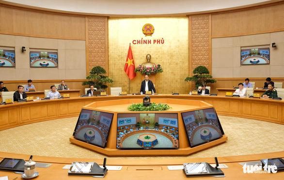 Hỗ trợ mỗi tỉnh miền Trung gặp lũ 100 tỉ đồng và 1.000 tấn gạo - Ảnh 1.