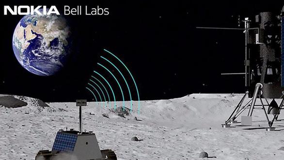 NASA lắp trạm phát 4G trên Mặt trăng, đưa người lên sống trong 8 năm nữa - Ảnh 1.
